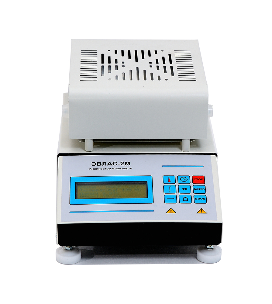 "Moisture analyzer ""Evlas-2M"""