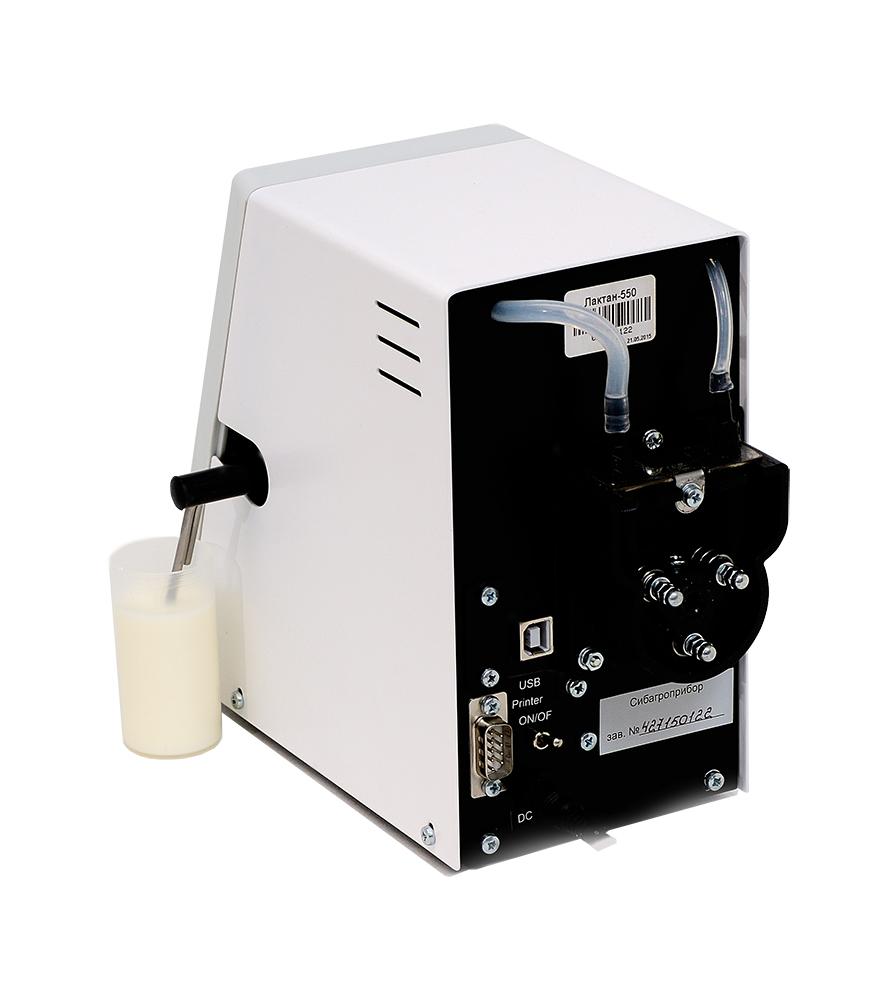 """Milk quality analyzer """"Laktan 1-4M"""" model 500"""