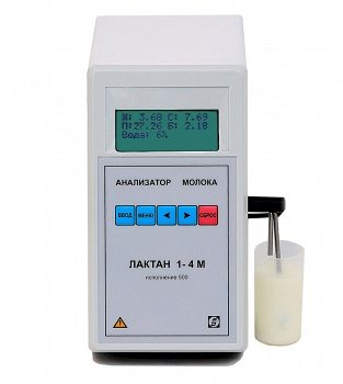 "Milk quality analyzer ""Laktan 1-4M"" model 500"