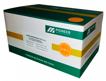 PIONEER MEIZHENG BIO-TECH (2 in 1) JC0209 Beta-lactams & Tetracyclines Combo Test Kit